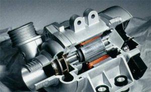La bomba de agua electrónica de BMW tiene muchas ventajas y puede ahorrar combustible