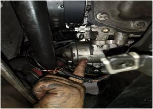 Método de reemplazo de la bomba de agua eléctrica BMW